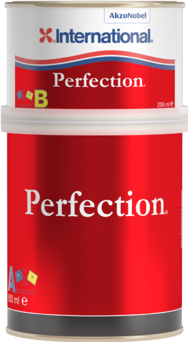 Perfection 2 Pack Gloss yacht Paint 750ml